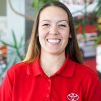 Alyssa Rainer at Toyota Mercedes Benz Sprinter of Bellingham - Service Center