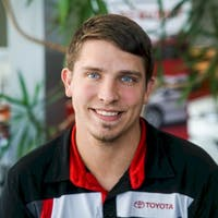 Trevor Hare at Toyota Mercedes Benz Sprinter of Bellingham