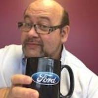 Mark Elliott at Capital Ford Winnipeg