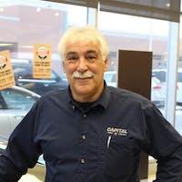 Ron Gagnon at Capital Ford Winnipeg