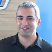 Ali Mohandesi at Center BMW