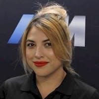 Cristal Alvarez at Center BMW