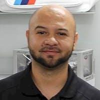Melvin Hernandez at Center BMW
