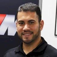 Carlos Cortez at Center BMW