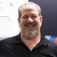 Mark Rusconi at Center BMW
