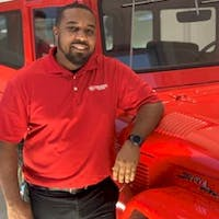 Trey Fields at Tom Wood Toyota - Service Center