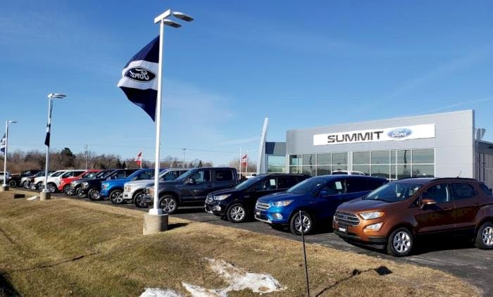 Summit Automotive Ford, Beaver Dam, WI, 53916