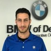 Andrew Krier at BMW of Devon