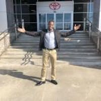 Richard Rose at Jim Norton Toyota Tulsa