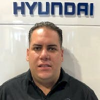 Pedro De La Cruz at Potamkin Hyundai