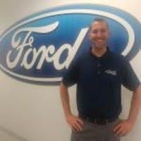 Jordan Vigos at Larry H. Miller Super Ford Salt Lake City