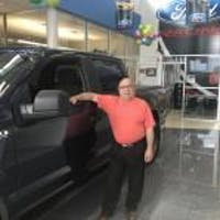 Nic Kian at Larry H. Miller Super Ford Salt Lake City