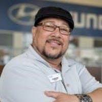Luis Martinez at Larry H. Miller Hyundai Peoria