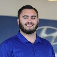 Tyler Inman at Larry H. Miller Hyundai Peoria