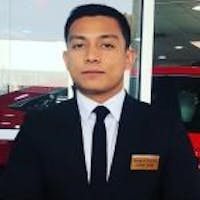 Josiah Sosa at Paragon Honda