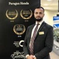 Faiz Patel at Paragon Honda