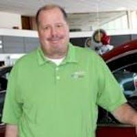 Chuck  Block at John Paul's Buick GMC