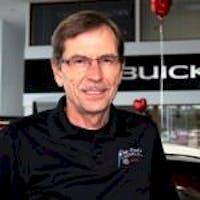 Dick  Kaul at John Paul's Buick GMC