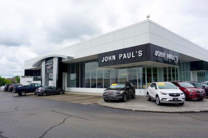 John Paul's Buick GMC, Greenfield, WI, 53228