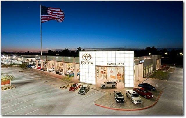 Camelback Toyota, Phoenix, AZ, 85014