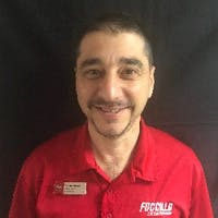 Selim Aktel at Fuccillo Nissan of Clearwater