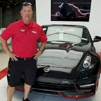 Sam Buffington at Fuccillo Nissan of Clearwater
