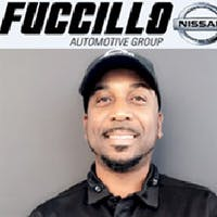 Shaun Jones at Fuccillo Nissan of Clearwater