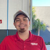 Corey Leisure at Fuccillo Nissan of Clearwater