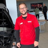 Brian Gualdiero at Fuccillo Nissan of Clearwater