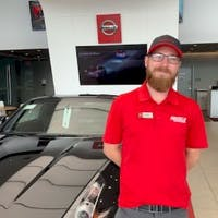 Nick Mason at Fuccillo Nissan of Clearwater