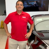 Nelson  Reyes  at Fuccillo Nissan of Clearwater