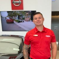 Ryan Gillick at Fuccillo Nissan of Clearwater