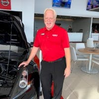 John  Hartley at Fuccillo Nissan of Clearwater
