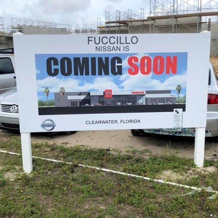Fuccillo Nissan Clearwater >> Fuccillo Nissan Of Clearwater Nissan Service Center