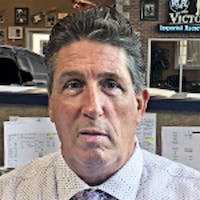 Michael Falco at Imperial Ford