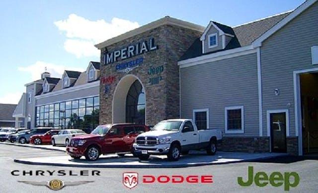 Imperial Chrysler Dodge Jeep Ram, Mendon, MA, 01756