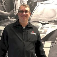 Bryan Ebert at Campbell Ford Lincoln, Inc - Service Center