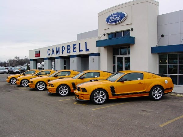 Campbell Ford Lincoln, Inc, Niles, MI, 49120