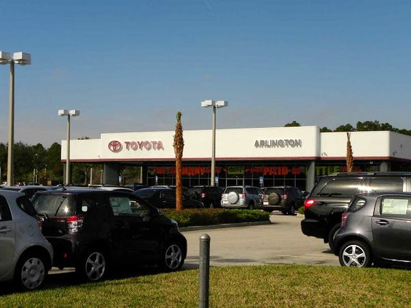 Toyota Jacksonville Fl >> Arlington Toyota Toyota Used Car Dealer Service Center