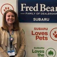 Erin Smith at Fred Beans Subaru