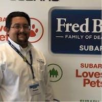 Thomas Chapland at Fred Beans Subaru