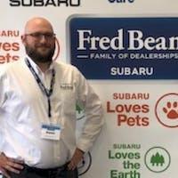 Daniel Lawrence at Fred Beans Subaru