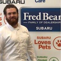 William  Chamuris at Fred Beans Subaru