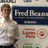 Phil Warnke at Fred Beans Subaru