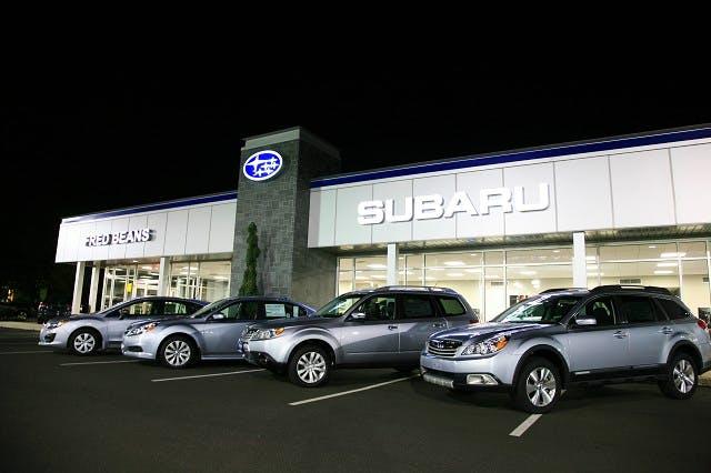 Fred Beans Subaru >> Fred Beans Subaru Subaru Service Center Dealership Ratings