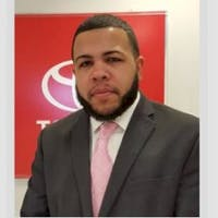 Edwin Urena at Toyota of Watertown