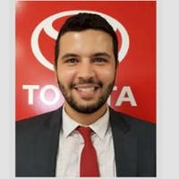 Mehdi  Ben-Moussa at Toyota of Watertown