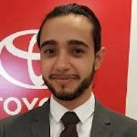 Raheem Obyat at Toyota of Watertown