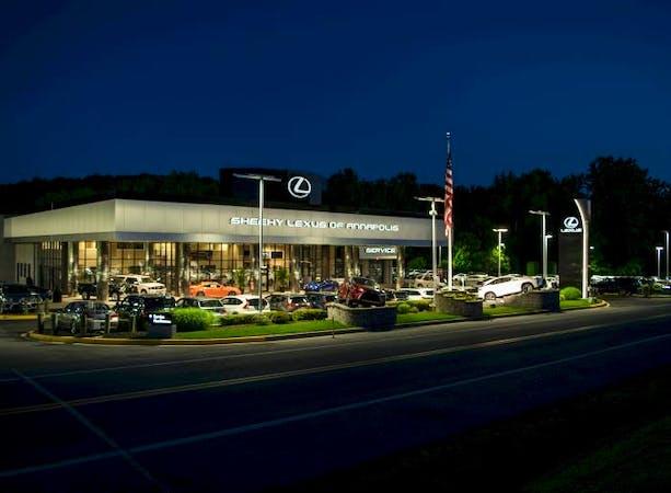 Sheehy Lexus of Annapolis - Lexus, Service Center