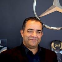 Obaid Nabizadah at Fletcher Jones Motorcars of Fremont
